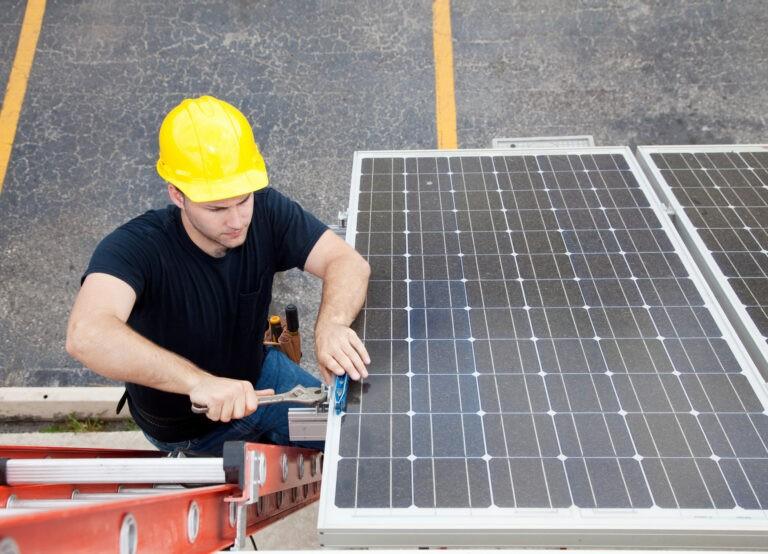 solaranlagen reparatur